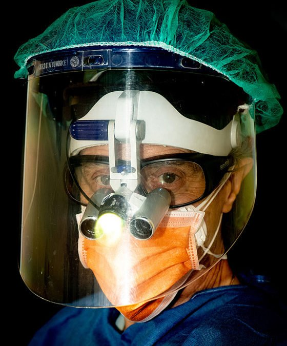Ulteriori protocolli di sanificazione utilizzati nel nostro studio a seguito dell'emergenza Covid-19