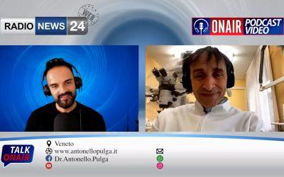Intervista su Radio News 24 del 5 novembre 2020